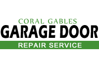 Garage Door Repair Coral Gables, FL